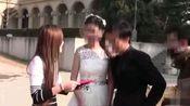 刚拍完婚纱照,主持人说有一款能测出来你们以前开房记录,女孩死活不愿意,我好像知道了点什么