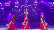 【Stellar】140822 Mask面具(KBS2 Music Bank@红衣舞者).live