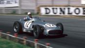 致敬斯特林·莫斯 Stirling Moss 爵士【Mercedes-AMG Petronas Formula One Team】