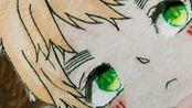 【aph/亚瑟柯克兰】自己做了一个可以眨眼睛的柯克兰