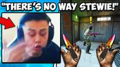 【CSGO】STEWIE JUST HUMILIATED THE ENEMY TEAM! SWAG OH NO! CS:GO Twitch Clips