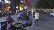 在浙江萧山吃的第一顿饭,一线城市消费就是高,25元快餐没有肉!