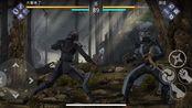 暗影格斗3最快速无脑通关血红森林,头戴蒸发,衣服暴击升级,武器拆拳,战狼,毒攻。翻车几率0