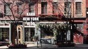 [kaka's vlog#30] 纽约十二月杂记。早午餐店/咖啡/公立图书馆/韩食/超市