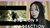 TEIKI   防弹少年团新歌《ON》mv reaction+个人解析 看好多遍也看不懂的mv...