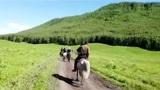 顶着38度的太阳徒步16公里 只为新疆牧民家里的一碗酸奶