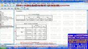 陈老师spss软件数据分析视频教程之spss卡方检验在医学数据临床数据分析中的应用