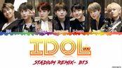 IDOL (Japanese ver. - Stadium Remix) - BTS / 防弾少年団 YouTube音乐视频搬运