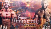 2019.10.12 Beyond Sodom And Gomorrah - Erick Stevens vs. John Silver