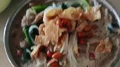 肥牛 螺蛳粉 金针菇 菠菜 鸡蛋 香菜 么么么哒~