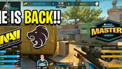 【CSGO】GUARDIAN HAS RETURNED!! First Game For NaVi vs North - DreamHack Masters M