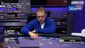 【德州扑克·每天一手牌】两头摇顺+抽花都没有,只有bluff了