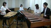 【打击乐】拉德斯基进行曲-打楽器4重奏 Radecky March-Johann Strauss I