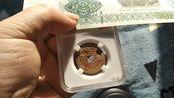 古钱币上的新朱砂和老朱砂怎么区分