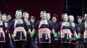 通道独坡村侗族祭萨节歌舞会,琵琶歌《敬老人》