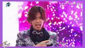 King_Prince「koi-wazurai」2019FNS歌謡祭 2019年12月11日