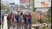[新闻夜班]2019环广西公路自行车世界巡回赛最长赛段柳州——桂林赛段开赛