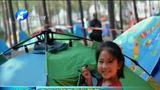 [中原晨报]三门峡第三届帐篷节:全国驴友欢聚天鹅之城