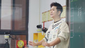 同一堂课 第2季《甄嬛传》中饰演温太医的张晓龙来到西安,给同学们讲唐诗《凉州词》