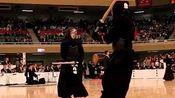 Oishi vs Uchida -59th All Japan Kendo Championship 2011 third round Slow motion