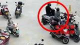 偷一辆没有安全锁安全警报的摩托车要多久?你绝对想不到!