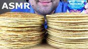 【russian eating】助眠吃薄饼|俄罗斯煎饼加炼乳(吃声音)木桶不说话(2019年11月13日20时16分)