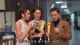 张振朗,张曦雯,赵希洛,刘丹,周嘉洛等艺人在后台接受采访