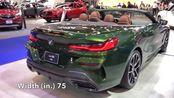 2020新款BMW M850i 4.4升V8涡轮增压(523-617马力)