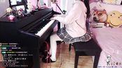 【#北酱直播片段47】星之所在 (星の在り処) 英雄传说6:空之轨迹主题曲 钢琴版