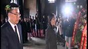 [直播南京]纪念孙中山先生诞辰153周年 省暨南京市各界人士拜谒中山陵
