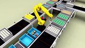 熄灯配送中心订单履行机器人系统,准确率达99.99%