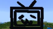 [Minecraft]肝了半个月 用混凝土搭出了一个bilibili小电视