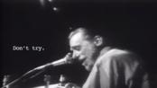 【布考斯基人生哲学】别努力了【中英】┃Don't Try - The Philosophy of Charles Bukowski