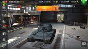 【重坦kv/坦克世界闪击战】查迪伦连续输出拉扯大体现轻坦优势