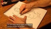 毕加索风,立体主义画法