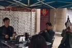 河南许昌市,农村唢呐班大叔吹奏曲剧《刘备哭灵》,非常地道