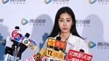 星光大赏后台群访,张碧晨回应自己唱的《无羁》比较苦!