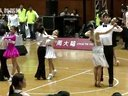 2015年CBDF中国杯巡回赛(上海站)业余16岁六项全能组M决赛华尔兹