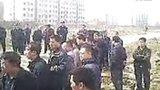 山东省淄博市高新区领导顶风作案,强占农民土地!