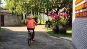 到海南博鳌古朴的南强村帮候鸟老人找出租房,村民说没有出租房了