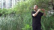 呼伦贝尔大草原-笛子独奏(降B调)-琴台乐坊