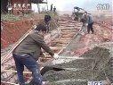 2012年1月5日浏阳新农村:北盛镇冬修水利力度大、进度快