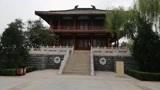 石家庄栾城区柴武台公园,以传统历史文化为主题的公园