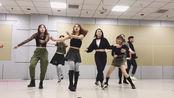 Uh-Oh+Adios舞蹈翻跳练习 中国农业大学人发拉拉队