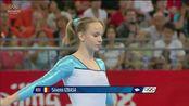 【2008年奥运会】女子体操 伊兹巴萨/Sandra Izbasa 自由操 单项决赛