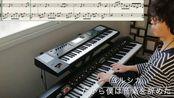 [钢琴]附谱!だから僕は音楽を辞めた - ヨルシカ(Yorushika)ピアノ演奏
