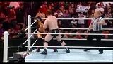 Sheamus vs. The Miz - Raw, March 19, 2012