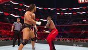 Riddick Moss vs. Cedric Alexander – 24/7 Title Match: Raw, March 9, 2020