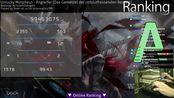 Vaxei   Unlucky Morpheus - Angreifer [too long diffname] HR 99.43% 1578/3162 2