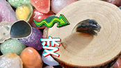 糖心玛瑙被雕刻成狼头,这手艺去哪里才能学到。手艺人赋予了石头的灵魂